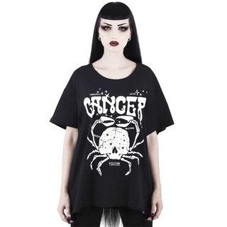 Killstar Relaxed Top - Cancer