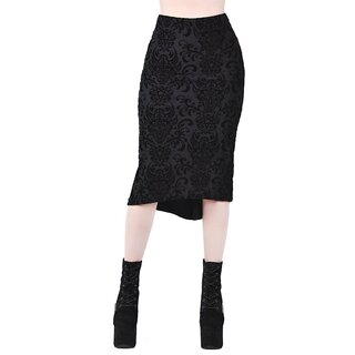 Killstar Pencil Skirt - Bloodlust