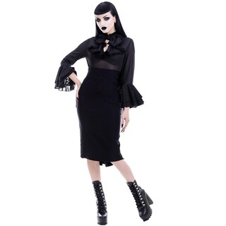Killstar Pencil Dress - Glamour Ghoul