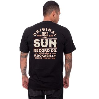 Sun Records by Steady Clothing T-Shirt - Original Sun