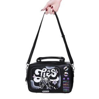 Killstar Shoulder Bag - TV Lies