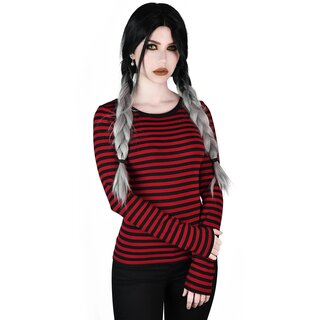 Killstar Long Sleeve T-Shirt - Jett Blood