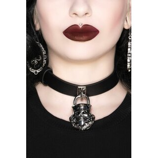 Killstar Choker - Lock Me Up