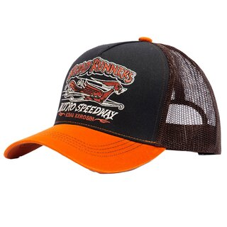 King Kerosin Trucker Cap - Road Runners Speedway